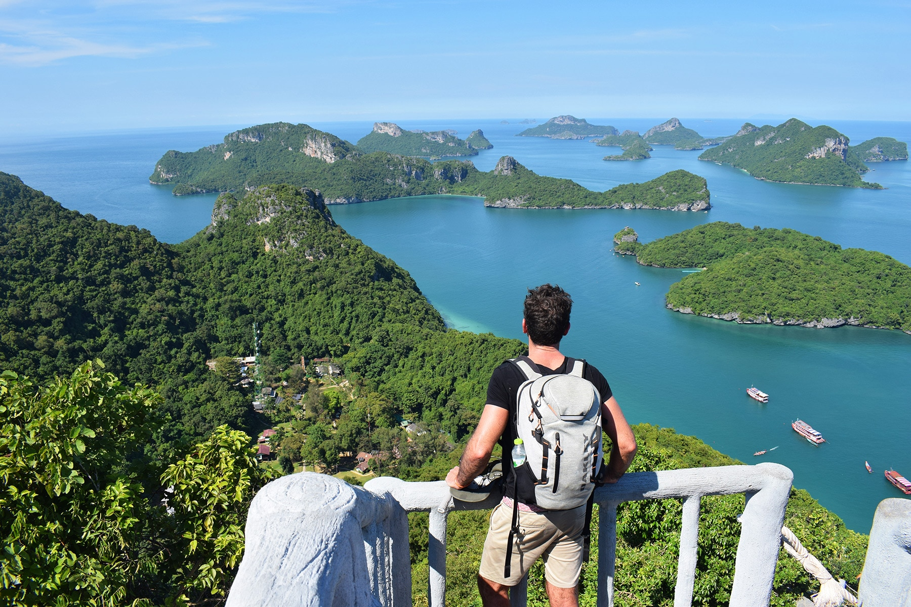 Ang Thong Tour Aussichtspunkt