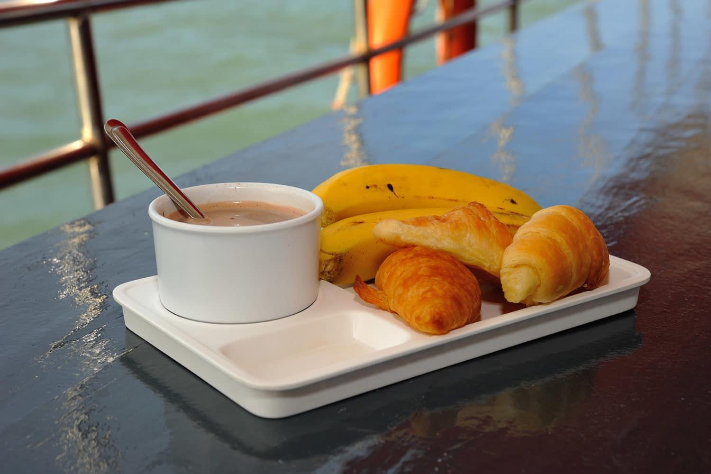 Ang Thong Tour Frühstück