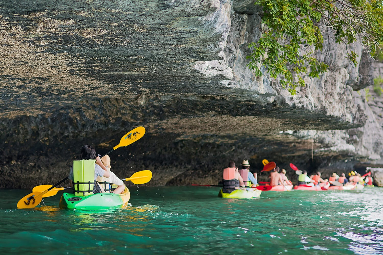 Ang Thong Tour Kajaken