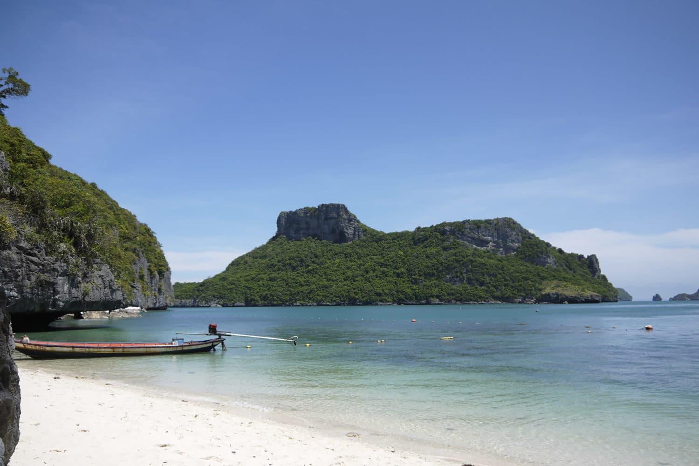 Ang Thong Tour Strand Koh Wuatalap