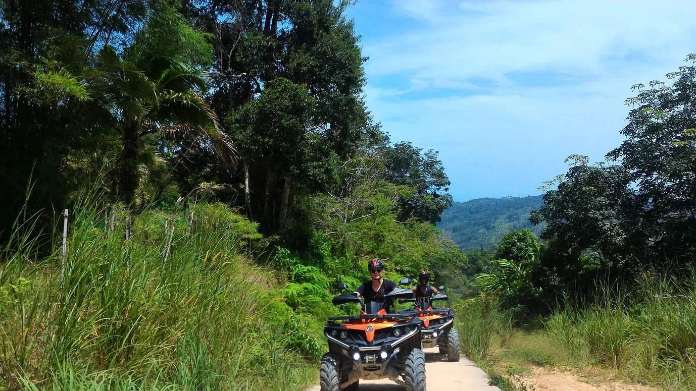 ATV Safari Koh Samui