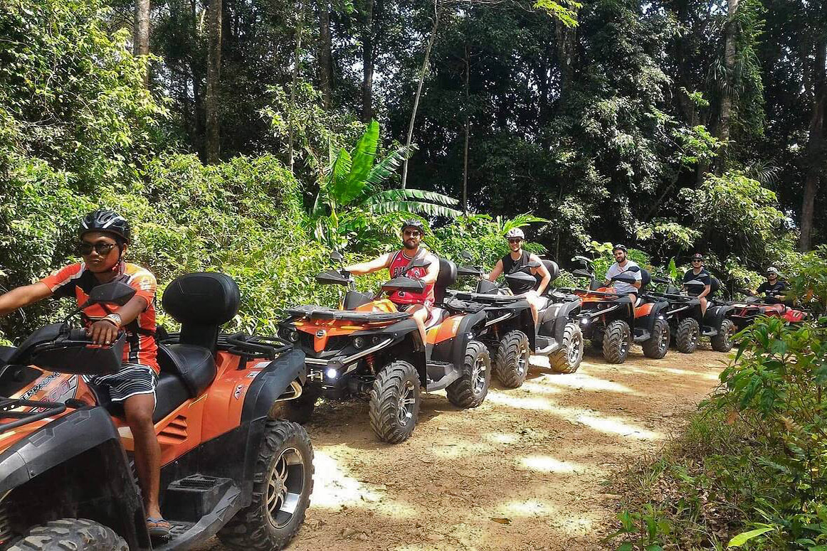 ATV Safari Quad Safari Koh Samui