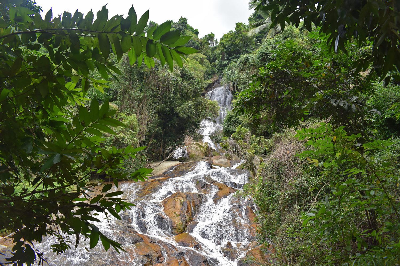 Koh Samui Wasserfall