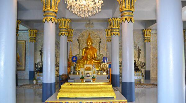 Insel Safari Khao Hua Jook Tempel