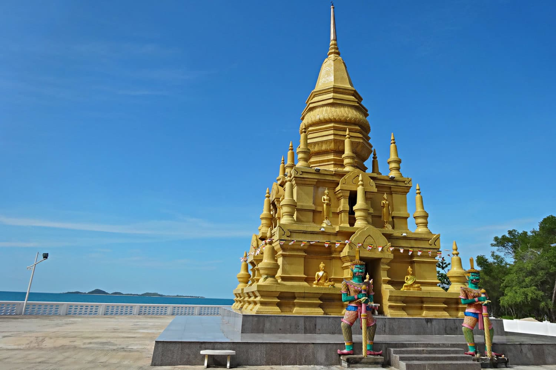 Insel Safari Laem Sor Pagoda