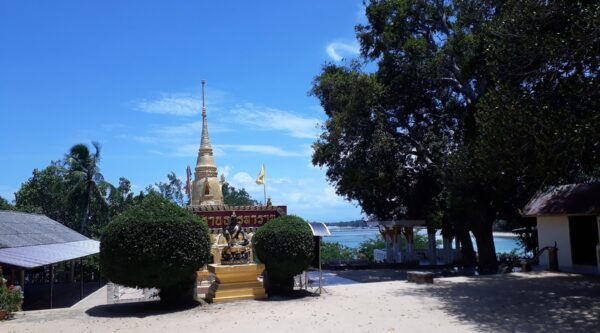 Koh Samui Inselrundfahrt Wat Sila Ngu