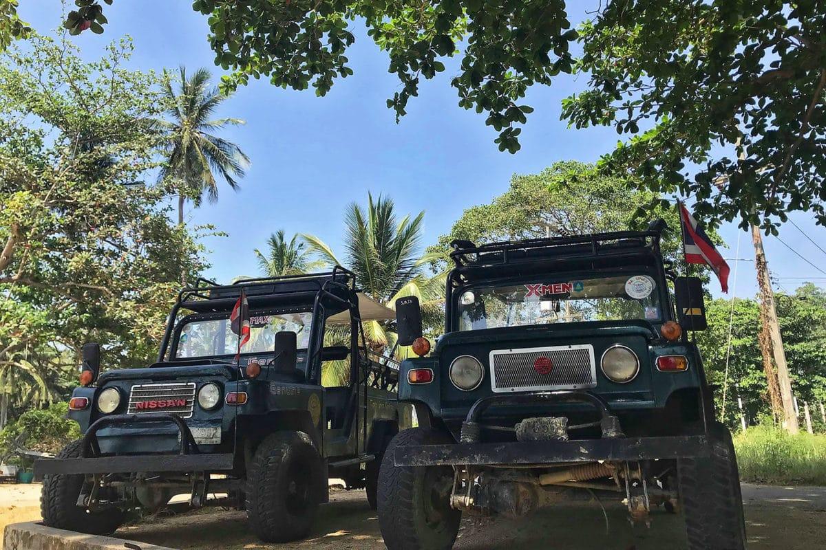 Premium Insel Safari mit Jeeps