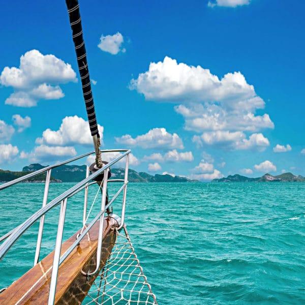 Ang Thong Marine Park mit der NAGA
