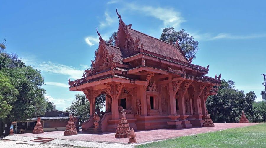 Premium Insel Ausflug Wat Sila Ngu Tempel