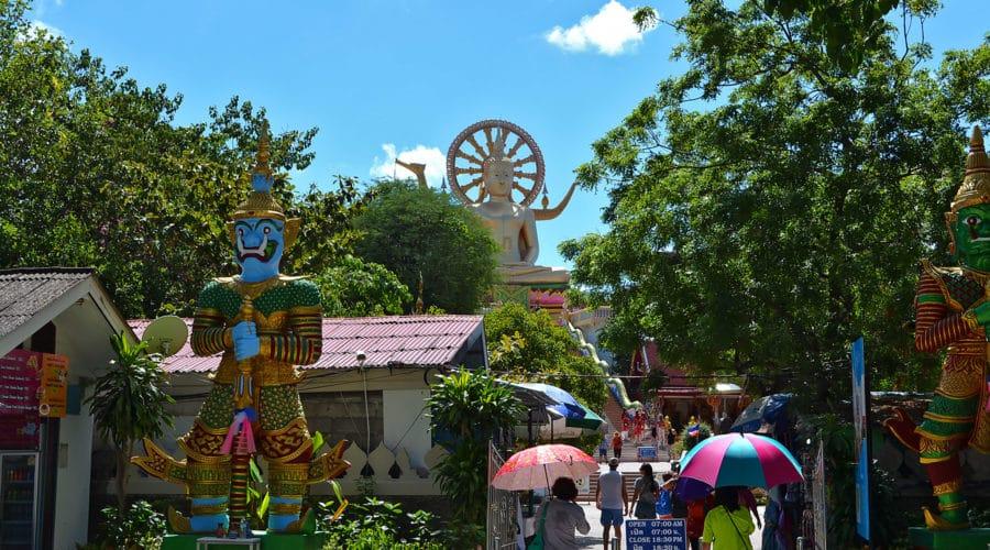 Premium Insel Safari Big Buddha Koh Samui