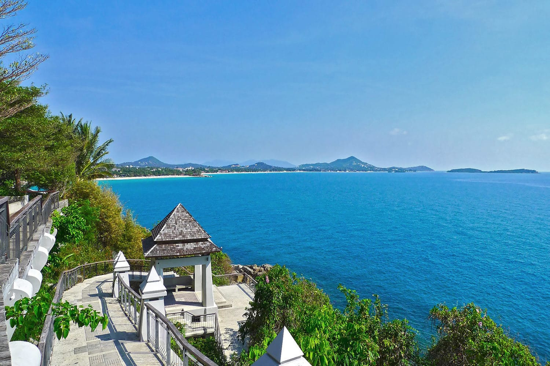 Premium Insel Safari Chaweng Aussichtspunkt Koh Samui