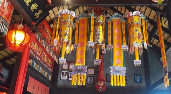 Premium Insel Safari Chinesischer Tempel Koh Samui