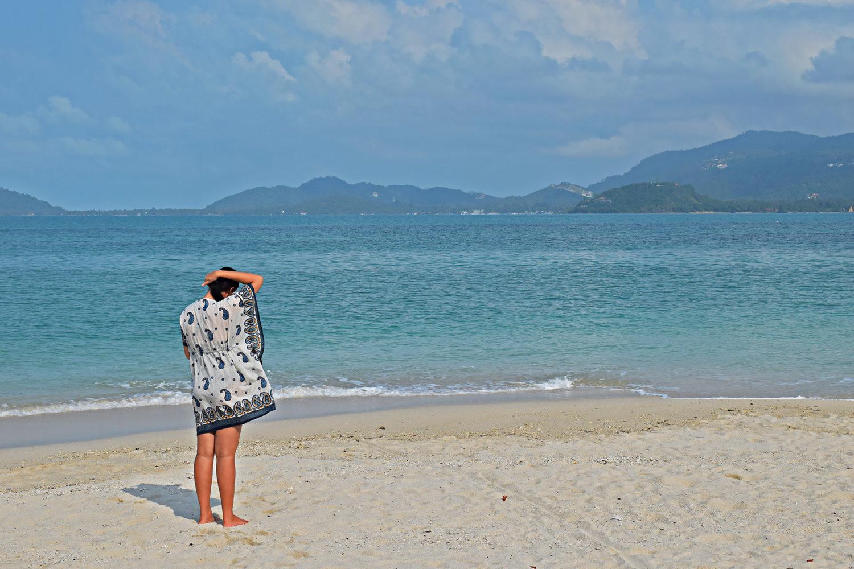 Schnorcheln Koh Tan Strand Koh Madsum